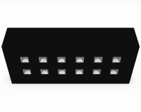 LED Downlight Duobus Micro EB 125 AB